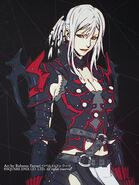 Aranea Closeup Art