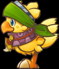 Thief (Chocobo's Dungeon)