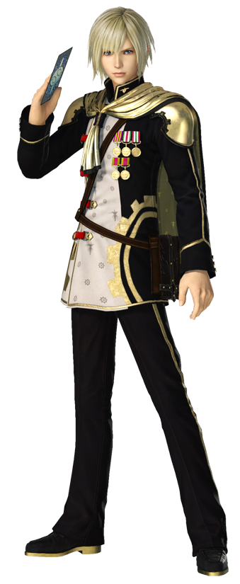 Final Fantasy Type-0 alternate outfits