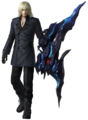DFFNT Snow Villiers Costume 01-A