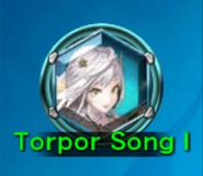 FFDII Silver Merrow Torpor Song I icon
