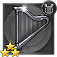FFRK Silver Harp FFV