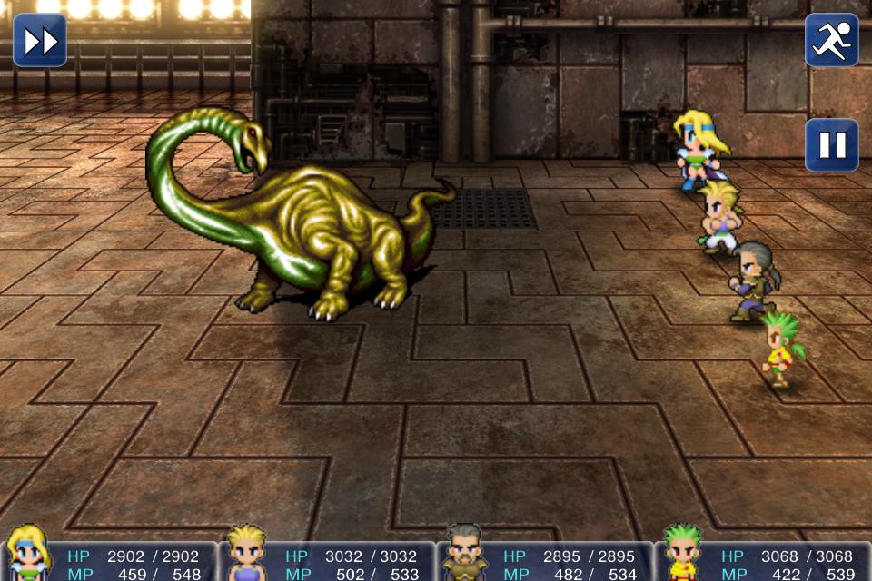 Final Fantasy VI/CylindrusAltum/Part XL