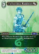 Fallacious Wanderer 2-069C from FFTCG Opus