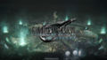 Final Fantasy VII Remake Title Card