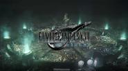 Final Fantasy VII Remake Title Card