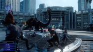 Final Fantasy XV Insomnia Battle