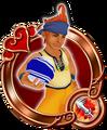 KHUX Wakka 2★ Medal