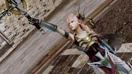 LRFFXIII Celestial Garb Victory Pose