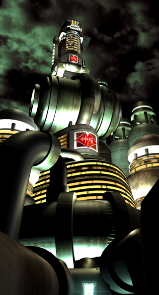 Shinra Building