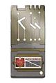 Watch Security Key artwork for Final Fantasy VII Remake