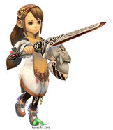3D-White Warrior F