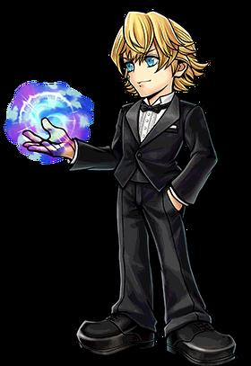 Waltz Tuxedo