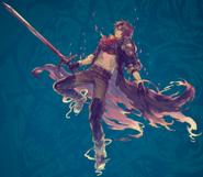 FFDII Fake Chrono Blade I Signet