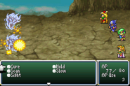 FFIV Song of Silence GBA