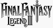 FFL3 in-game logo