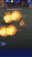 FFRK Flame Volley