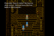FFVI IOS Ancient Castle Flashback