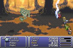 Видение-призрак (враг Final Fantasy VI)