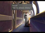 Final Fantasy VIII Unused Scene - Train to Deling City