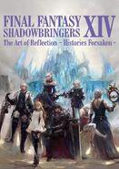 Final Fantasy XIV Shadowbringers The Art of Reflection -Histories Forsaken- cover