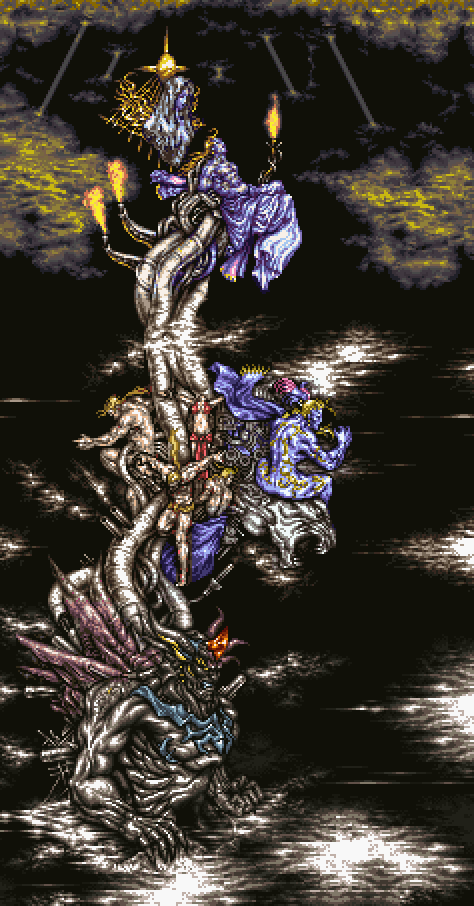 Final Fantasy VI/Разница версий