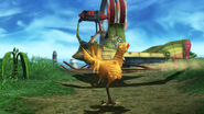 Hover Chocobo