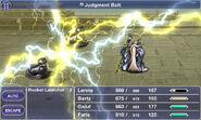 Judgment Bolt FFV