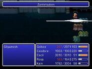 TAY Wii Zantetsuken EA