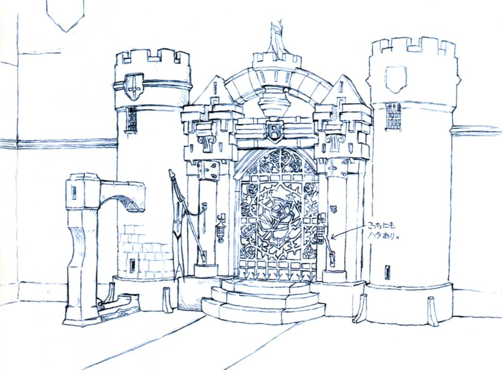 Alexandria Castle East Gate FFIX Art.jpg