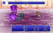 EVK using Mind Blast from FFIII Pixel Remaster