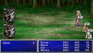 FFII PSP Curse Status
