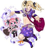 FFLTNS Warrior of Darkness Alba Artwork