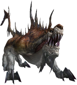 Gorgonopsid (Final Fantasy XIII-2)