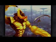 Ifrit's Hellfire from Final Fantasy IX screenshots