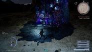 Iron giant spawns in FFXV