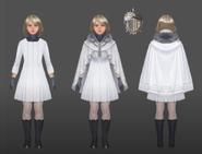 KingsglaiveFFXV Lunafreya Concept Art