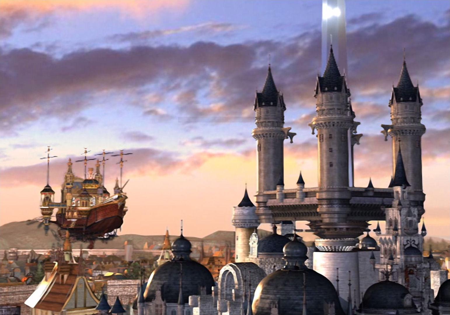 Alexandria Castle