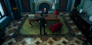 Camelia Claustras Office in FFXV