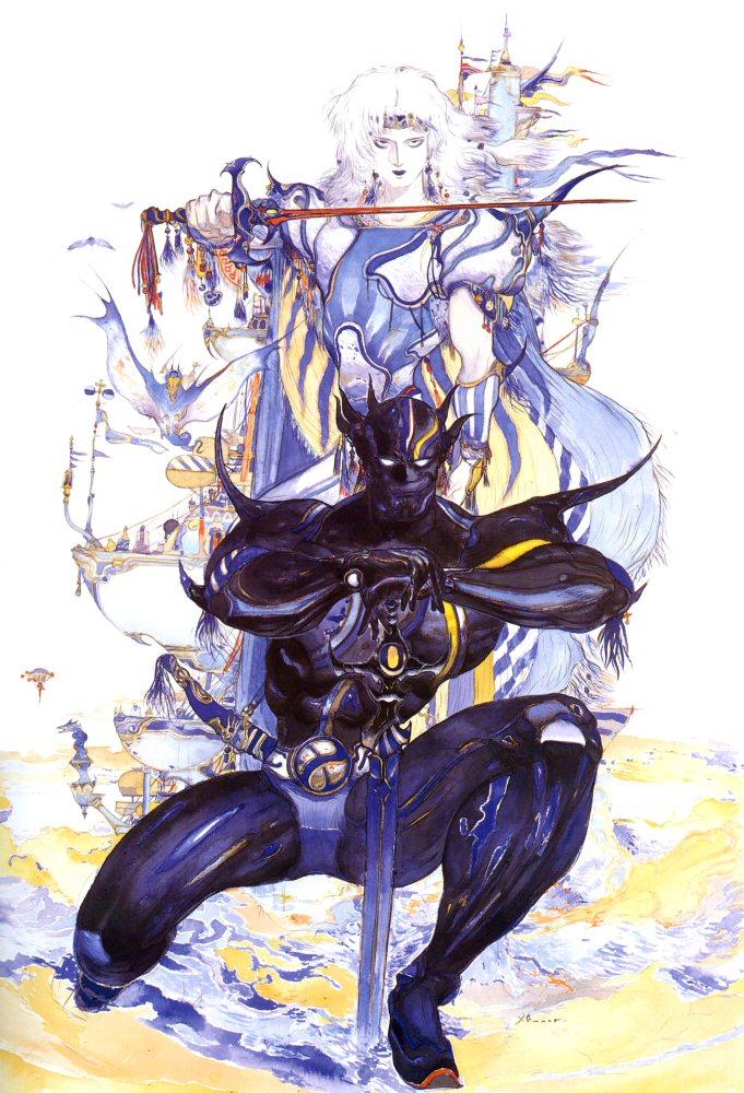 Список персонажей Final Fantasy IV
