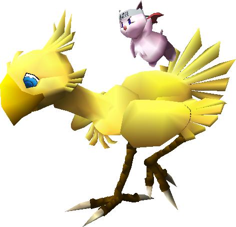 Choco/Mog (Final Fantasy VII)