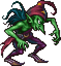 Guardia goblin (Final Fantasy II)
