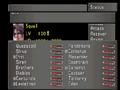 FFVIII Status Screen 2