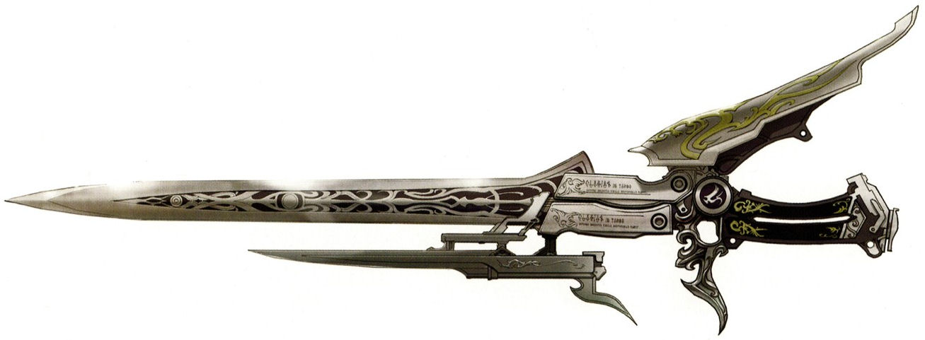 Overture (weapon)