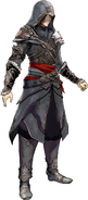FFXIII-2 Noel Assassins Creed Ezio Auditore Costume DLC
