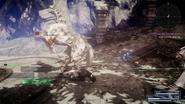 Leukorn in Close Encounter of a Terra Kind in FFXV