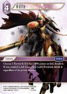 Odin 3-102R from FFTCG Opus