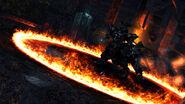 Praetorium fire