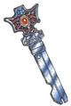 Sycrus Key FFIII Art