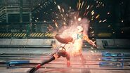 Tifas Omnistrikes ability from FFVII Remake
